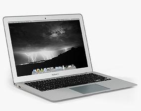 3D asset Apple MacBook Air 13 2010