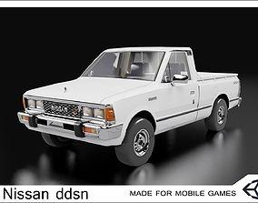 1985 Nissan ddsn 3D realtime