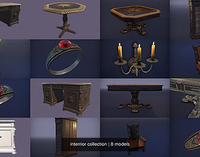 3D model interrior collection