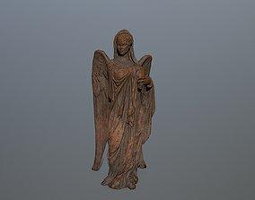 Angel Statue 02 3D model