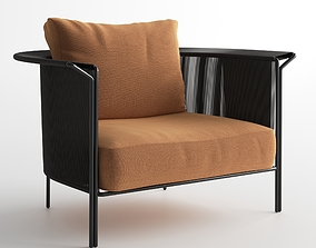 3D model Lema Alton Armchair