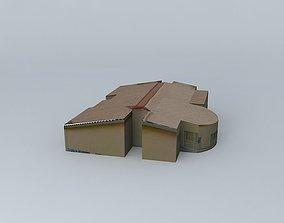Pensioner Home 3D