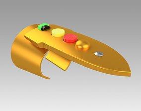 Star Trek Eymorg Control Bracelet 3D printable model 1