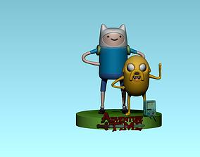 Adventure time model 3d