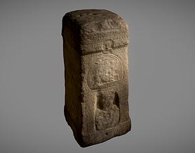 Funeral Ancient Altar 3D