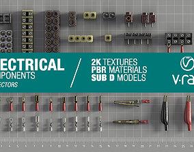 3D asset Electrical components vol7