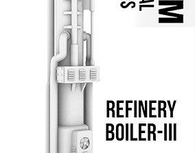 Refinery Boiler III 3D printable model