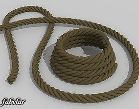 3D model Ropes