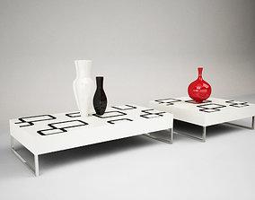 3D model PORADA OTTO COFFEE TABLE