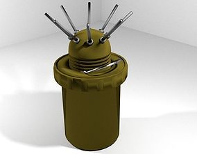 3D Landmine Bounding Mine