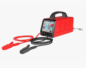 Battery Charger Starter 3D model PBR
