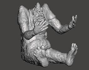 3D printable model ROCKBITER from The Neverending Story