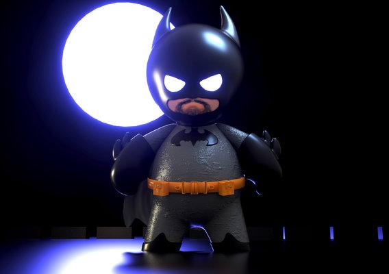 MiniFat Batman