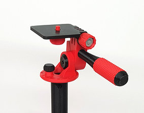 Rotate and Tilt Mount for Tripod 3D