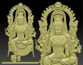Hindu Goddess 3D print model india