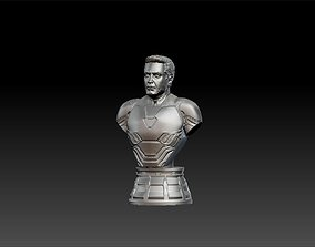 Iron Man mark 50 bust - Tony Stark 3D printable model
