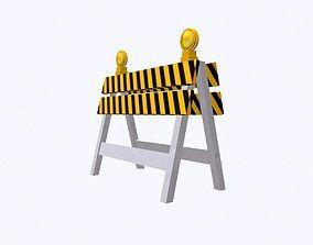 3D asset Roadblock 03