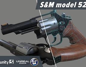 3D asset SM model 520