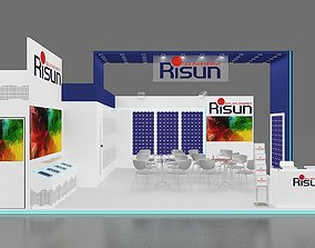 3D Design for Exhibition stand