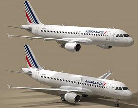 A320-200 air france 3D