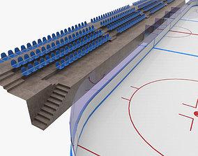 3D model Ice Hockey Rink