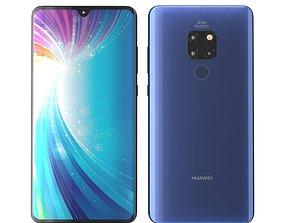 3D Huawei Mate 20