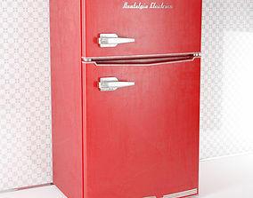 fridge 09 am143 3D model