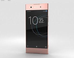 Sony Xperia XA1 Pink 3D