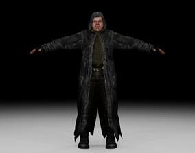 Stalker - Bandit 10 3D model