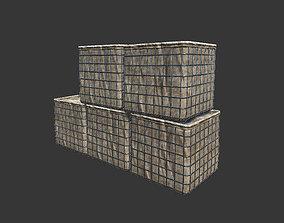 3D asset Barricade HESKO