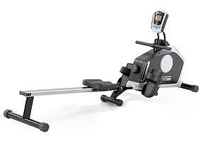 3D model Rowing machine Xterra ERG 200