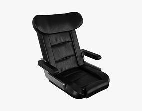 3D model Passanger Seat