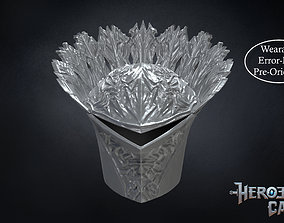 3D print model Final Fantasy XII - Judge Bergan Helmet