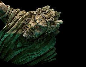 Model - Kashayana Buddha Forest Water Sculpture 01