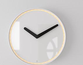Wall Clock STOLPA IKEA 3D model