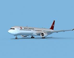 Boeing 767-400 Air Canada 1 3D
