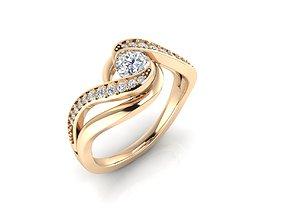 topseller 3D print model Ring 14