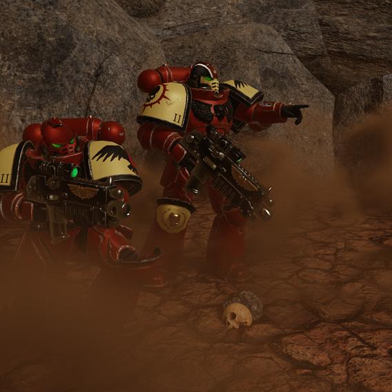 Blood Ravens Space Marines