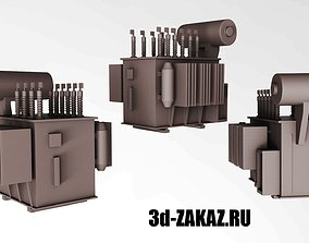 3D printable model Industrial equipment of electrical