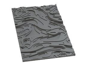 house Modern 3D Wall Panel