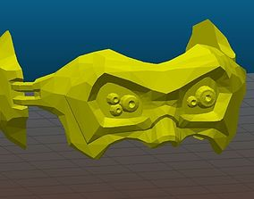 Widowmaker Nova HeadSet 3D printable model
