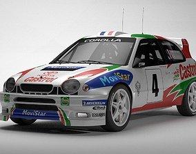 Toyota Corolla WRC 3D