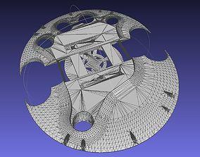 3D print model Predator Smart Disk Weapon