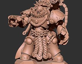 Caesar Martineus 3D print model