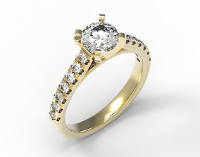3DM Wonderful cluster diamond ring for sale jewelry files