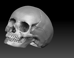 skull ring hades 3D printable model