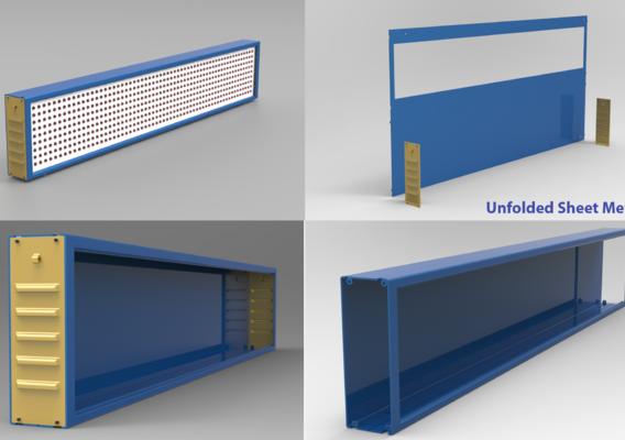 LED enclosure