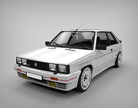 VR / AR ready Renault 11 Turbo Coupe Zender-Interior 3
