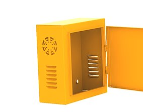 3D printable model Electrical Enclosure