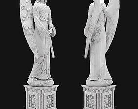 3D model fantasy Angel